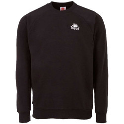 Textil Homem Sweats Kappa Taule Sweatshirt Noir