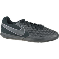 Sapatos Criança Desportos indoor Nike Tiempo Legend 8 Club IC Jr Noir