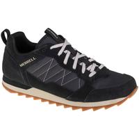 Sapatos Homem Sapatilhas de corrida Merrell Alpine Sneaker Noir