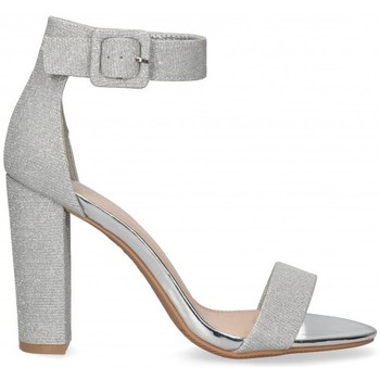 Sapatos Mulher Sandálias Etika 53404 prata