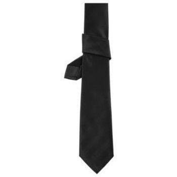 Textil Gravatas e acessórios Sols TOMMY Negro profundo