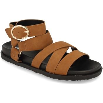 Sapatos Mulher Sandálias Buonarotti 1AF-1135 Camel