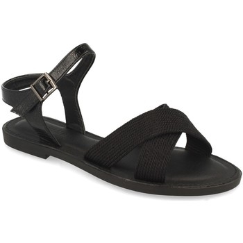 Sapatos Mulher Sandálias Buonarotti 1DE-1154 Negro
