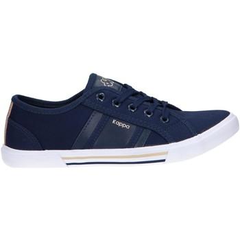 Sapatos Mulher Sapatilhas Kappa 3112XLW DELSOL Azul