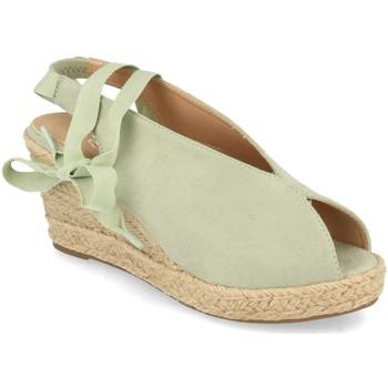 Sapatos Mulher Sandálias Prisska DFY1123 Verde