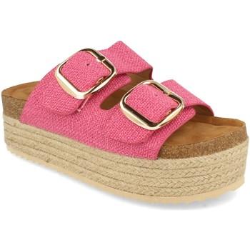 Sapatos Mulher Chinelos Buonarotti 1BD-1179 Fucsia