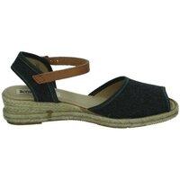 Sapatos Mulher Sapatos de caminhada Kokis  Azul