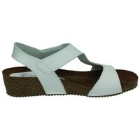 Sapatos Mulher Sandálias Interbios  Branco