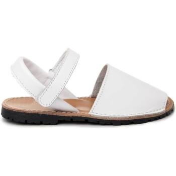 Sapatos Criança Sandálias Purapiel 69722 WHITE