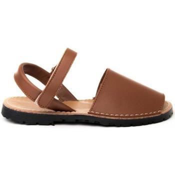 Sapatos Criança Sandálias Purapiel 69724 LEATHER