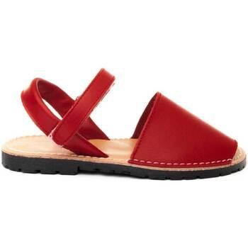 Sapatos Criança Sandálias Purapiel 69725 RED