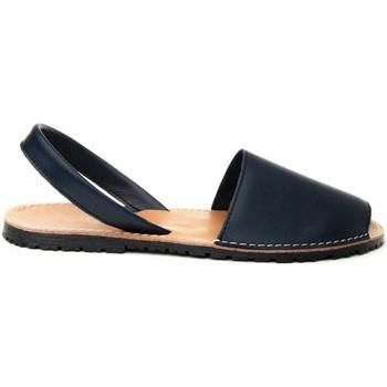 Sapatos Mulher Sandálias Purapiel 69727 BLUE