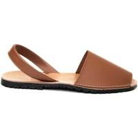 Sapatos Mulher Sandálias Purapiel 69729 LEATHER