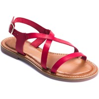 Sapatos Mulher Sandálias Wikers 69858 RED