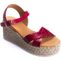 Sapatos Mulher Sandálias Wikers 69891 RED