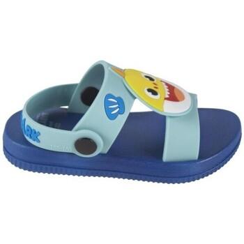 Sapatos Rapaz Sandálias Cerda 2300004770 Niño Azul bleu