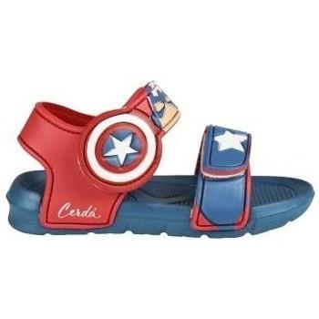 Sapatos Rapaz Sandálias Cerda 2300003053 Niño Azul bleu