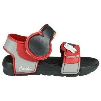Sapatos Rapaz Sandálias Cerda 2300003047 Niño Negro noir