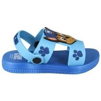Sapatos Rapaz Sandálias Cerda 2300004311 Niño Azul bleu