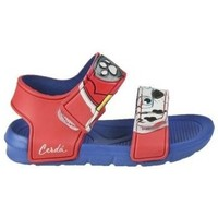 Sapatos Rapaz Sandálias Cerda 2300003045 Niño Rojo rouge
