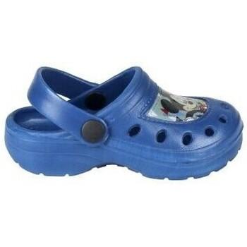Sapatos Rapaz Tamancos Cerda 2300004299 Niño Azul bleu
