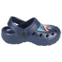 Sapatos Rapaz Tamancos Cerda 2300004303 Niño Azul bleu