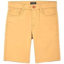 Textil Rapaz Shorts / Bermudas Mayoral  Beige