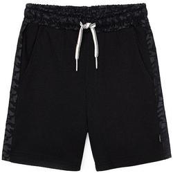 Textil Rapaz Shorts / Bermudas Mayoral  Negro