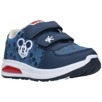 Sapatos Rapaz Sapatilhas Cerda 2300004716 Niño Azul bleu