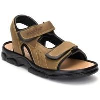 Sapatos Homem Sandálias Morxiva Shoes Sandalia de hombre de piel by Pepe Agullo Autres