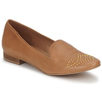 Sapatos Mulher Mocassins Betty London CHEFACHE Camel
