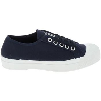 Sapatos Mulher Sapatilhas Bensimon Toile Romy Marine Azul