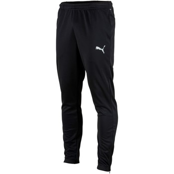 Textil Homem Calças de treino Puma Pantalon  Teamrise poly training noir