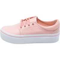 Sapatos Mulher Sapatilhas DC Shoes Trase Platform Tx Cor de rosa