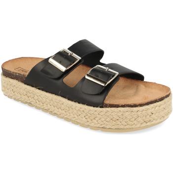 Sapatos Mulher Chinelos Benini 21301 Negro