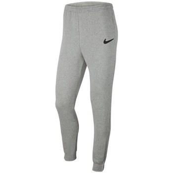 Textil Homem Calças de treino Nike Park 20 Fleece Cinzento