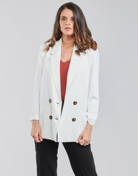 Textil Mulher Casacos/Blazers Betty London OBINA Branco