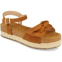 Sapatos Mulher Sandálias Benini 20336 Camel