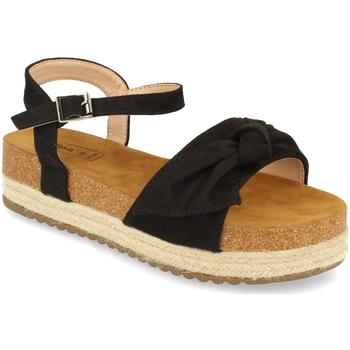 Sapatos Mulher Sandálias Benini 20336 Negro