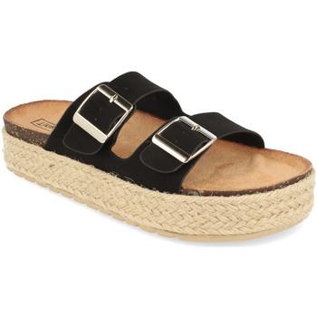 Sapatos Mulher Chinelos Benini 21302 Negro