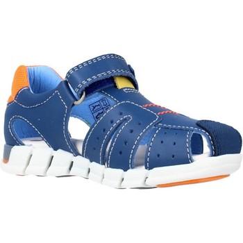 Sapatos Rapaz Sandálias Pablosky 080542 Azul