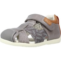 Sapatos Rapaz Sandálias Garvalin 212602 Cinza