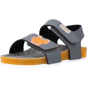 Sapatos Rapaz Sandálias Garvalin 212665 Cinza