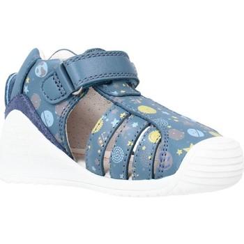 Sapatos Rapaz Sandálias Biomecanics 212142 Azul