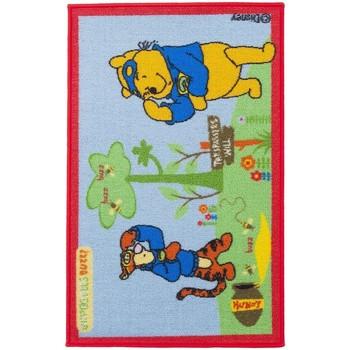 Casa Criança Toalha de praia Disney Alfombra infantil Winnie the Pooh Vermelho