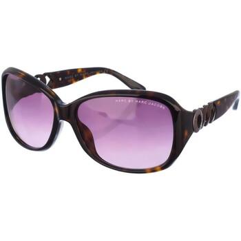 Relógios & jóias Mulher óculos de sol Marc Jacobs Sunglasses Gafas de Sol Marc Jacobs Castanho