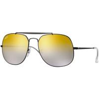 Relógios & jóias óculos de sol Ray-ban Gafas  General Cinza