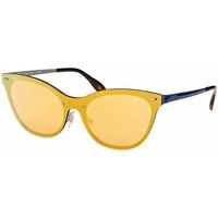 Relógios & jóias Mulher óculos de sol Ray-ban Gafas  Blaze Cat Eye Azul