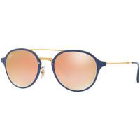 Relógios & jóias óculos de sol Ray-ban Gafas  Injected Multicolor
