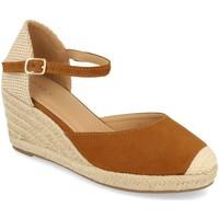 Sapatos Mulher Alpargatas Benini 20317 Camel